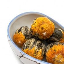 Связанный чай с лили (Хуан хуа ли чжи)