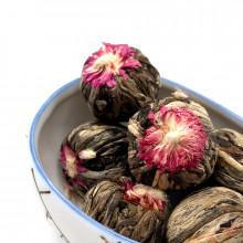 Связанный чай с жасмином и лилией (Сюй жи Дун Шен)